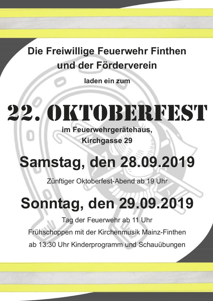 22. Oktoberfest