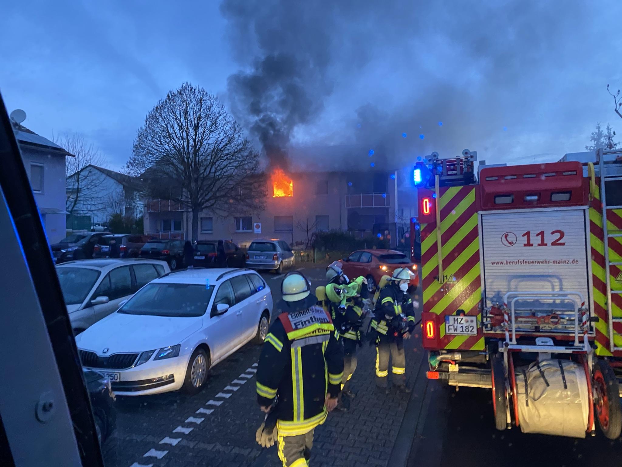 B2.6 – Wohnungsbrand